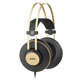 K92 - Black - Closed-back headphones - Hero