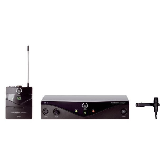 Perception Wireless 45 Presenter Set Band-U2