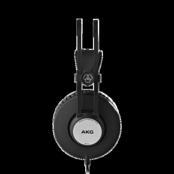 K72 - Black - Closed-back studio headphones - Left