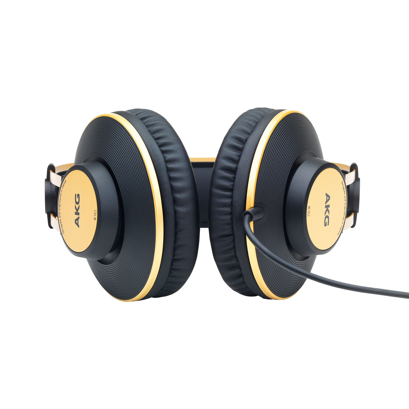 K92 - Black - Closed-back headphones - Detailshot 1