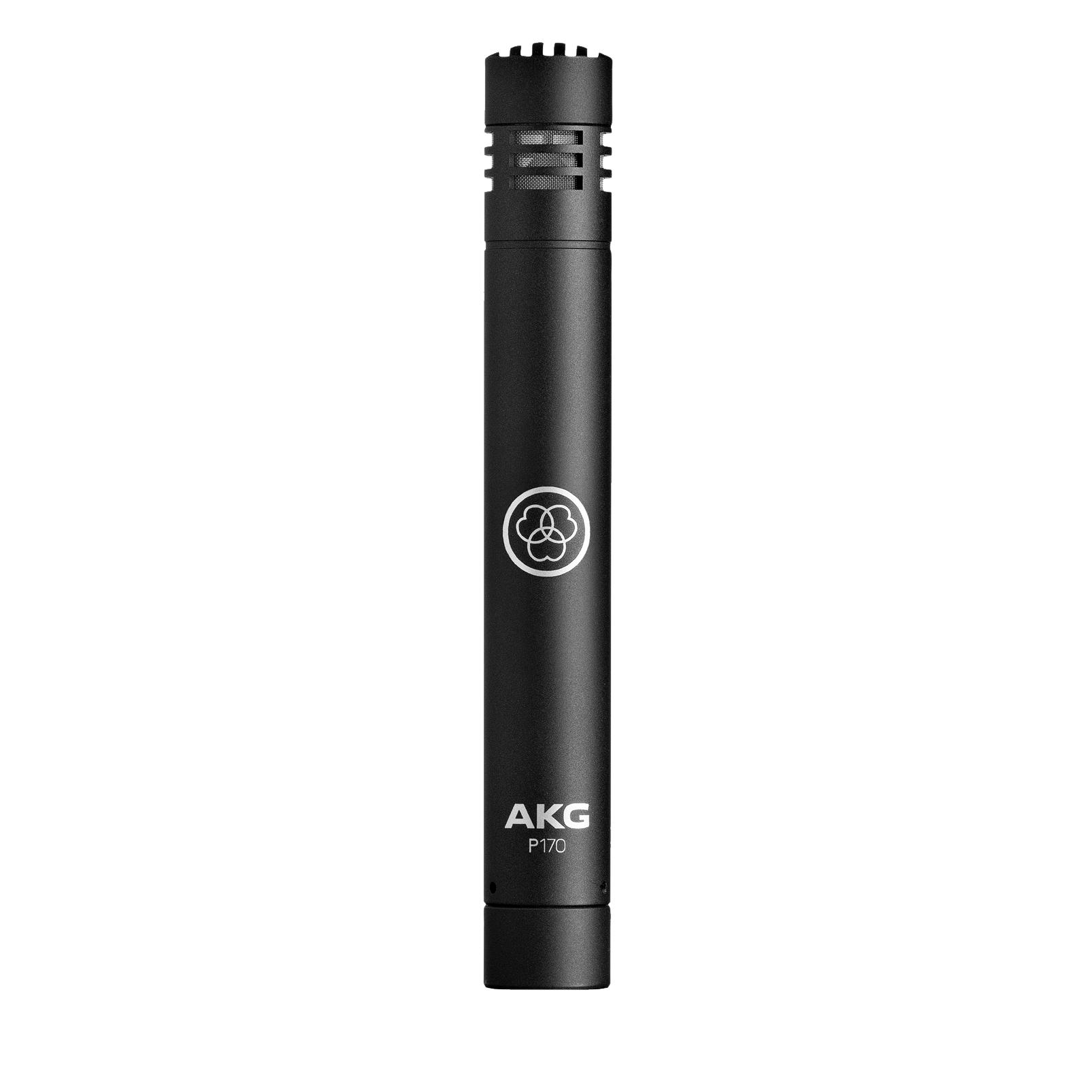 P170 - Black - High-performance instrument microphone - Hero